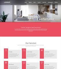 Website Design Template Best Architecture Website Templates Free Download WebThemez