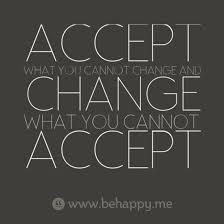 Essay : Accept The Change Images via Relatably.com