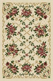transitional garden trellis rug in every detail this beautiful transitional garden trellis rug features