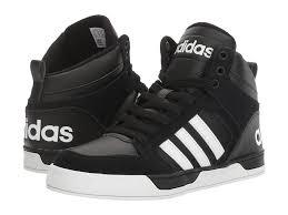 adidas shoes black and white. adidas kids cloudfoam raleigh 9tis (little kid/big kid) (black/white shoes black and white