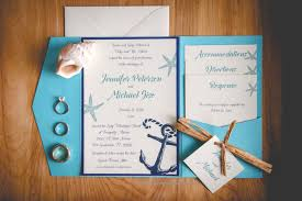 beach themed wedding invitations nz