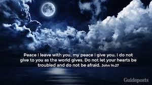 7 Bible Verses For A Good Nights Sleep
