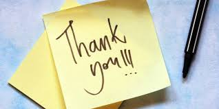 the impact of a thank you note the huffington post