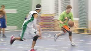 Баскетбол ЗАНЯТИЯ ПО БАСКЕТБОЛУ ПРОВОДЯТСЯ 2 РАЗА В НЕДЕЛЮ