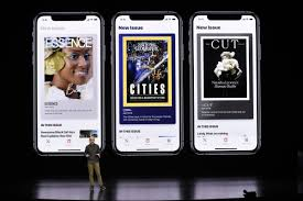 apple unveils digital magazine subscription service apple news