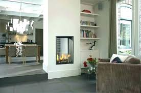 corner fireplace insert double sided fireplace insert double sided gas fireplace inserts 2 corner with regard