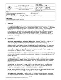 Qm 00 07 Avatar Document Management For Clinical Records