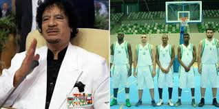 Alex Owumi: I Played Basketball For Gaddafi   Athletes Abroad