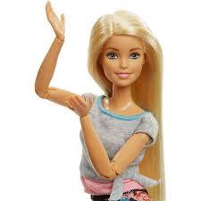 Barbie Chính Hãng Thể Dục Dụng Cụ Thể Thao Yoga Búp Bê Barbie Tất Cả Các