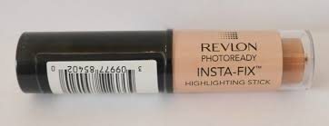 revlon photoready insta fix highlighting stick gold light