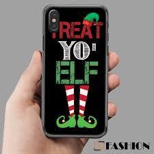 Elf Light Phone Elf Treat Yo Elf Christmas Led Light Phone Case 89 Fashion