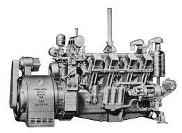 first diesel engine. First Diesel Engine O