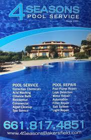 4 Seasons Pool Service and Repair