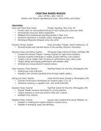 Resume Teacher Aide Resume