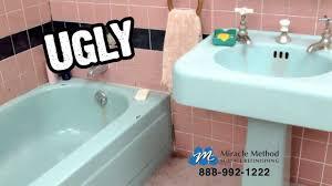 Kansas City Bathroom Refinishing I Miracle Method I Bathroom - Bathroom remodeling kansas city