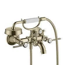 AXOR Montreux 16551830 Смеситель для ванны (<b>Полированный</b> ...