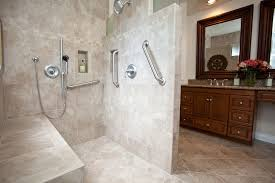 Handicap Bathroom Remodel Bathroom Remodel Spotlight The Headland Project One Week Bath