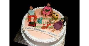 Send Birthday Cake Mom To Gurugram Online Buy Birthday Cake Mom