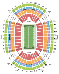 Air Force Academy Football Seating Chart Air Force Football Stadium Seating Chart Best Picture Of