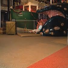 everlast roll flooring at indoor activity area