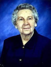 Erna Vaughan – Vernon Family Funeral Homes