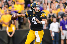 Iowa Hawkeyes Depth Chart Iowa Football Post Spring Projected Offensive Depth Chart