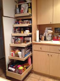 Corner Kitchen Pantry Cabinet Excellent Corner Pantry Cabinet Ideas Small Corner