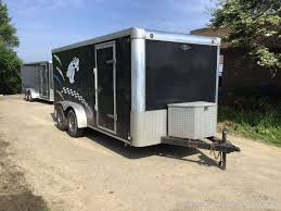 New & used trailer sales wisconsin. 2004 Used 7x16 Thunderbolt Storm Enclosed Trailer Black 7 X 16 20042 Pfeiffer Trailer Sales In Bristol Wi Wisconsin