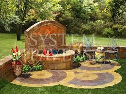 Best Backyard Design Ideas Gorgeous Backyard Water Fountain Ideas Water Feature Angle Fountain R Small