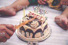 Happy Birthday Daddy Stock Photo More Pictures Of Adult Istock