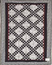 59 best Mennonite Quilts images on Pinterest | Columbus ohio, Ohio ... & Double Irish Chain Quilt - donated by Nancy Sabo & Elsie Kuepfer, Cambridge  for the Adamdwight.com