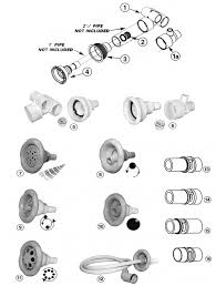 jets jet parts ite spas of replacement jets for jacuzzi bathtub