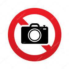 Fotoğraf kamera işareti yok. dijital fotoğraf kamera simgesi | Vektörel  çizim ©Blankstock