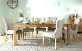 new home design decor modern 8 chair dining table set on round and chairs seat