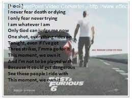 fast and furious 6 theme song s