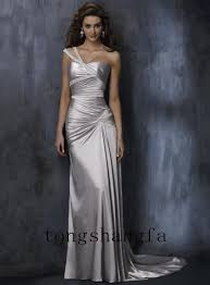 best 25 silver wedding gowns ideas