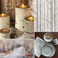Bring the Outdoors in With Birch-Inspired Decor