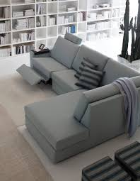 contemporary reclining sofa  sofa gallery  kengirecom