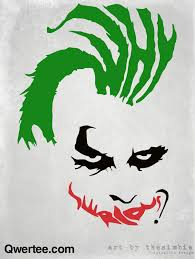 why so serious this is awesome all joker fans should have this printed in their rooms