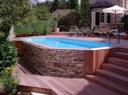 Image Pools Spas Pool Design Ideas Above Ground Saltwater Swimming Pools Pool Design Ideas