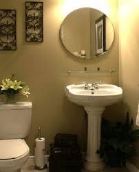 Half Bathroom Vanity Bathroom Small Narrow Half Bathroom Ideas Modern Double Sink