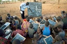 Resultado de imagen de escuela en africa