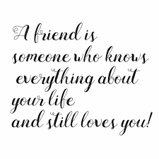 Pictures Of Quotes About Friendship