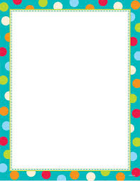 Chart Border Decoration Ideas Free Simple Beautiful Borders For Projects On Paper
