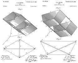 Box Kite Designs Plans Kite Patents Box Kite Like Designs Us607129