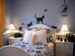 Pareti Azzurro Grigio : Camera da letto bianca e pareti triseb