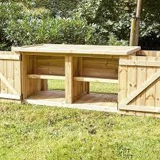 outdoor tool storage best garden