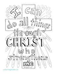 Free Printable Christian Christmas Coloring Sheets With Bible Verses