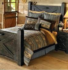 barn door furniture bunk beds. Black Distressed Barn Door Western Bed Rustic Furniture Bunk Beds N