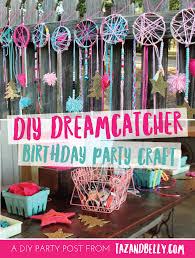 Diy Dream Catchers For Kids DIY Dream Catcher Party Craft Diy Dream Catcher Dream Catchers 56